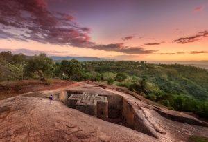 Siti UNESCO in Etiopia