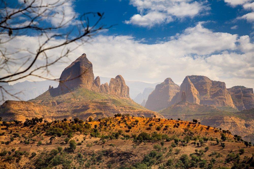 Gheralta Etiopia